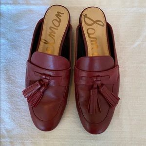 Same Edelman Leather Loafers